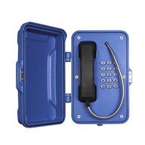 Teléfono SIP / IP67 / para aplicaciones ferroviarias / para túnel