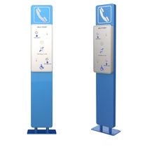 Terminal telefónico para red vial / de emergencia