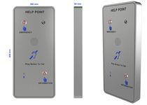 Teléfono VoIP / IK10 / IP67 / para aplicaciones ferroviarias