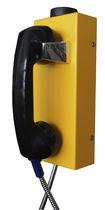 Teléfono GSM / IP65 / IP54 / de acero inoxidable