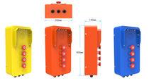 Sistema de interfono para buque / IP / administración de gestión de red / de exterior