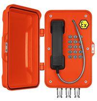 Teléfono analógico / IP66 / IP67 / para aplicaciones marinas