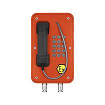 Teléfono antideflagrante / analógico / IP66 / IP67