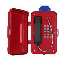 Teléfono VoIP / IP66 / para aplicaciones ferroviarias / para túnel