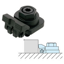 Brida de sujeción de trinquete leva / de piezas para procesar / para mecanizado