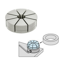 Mandril de sujeción de piezas mecanizable / 8 mordazas