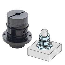 Mandril de sujeción de piezas mecanizable / 2 mordazas