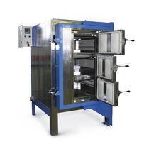 Horno de cámara / resistencia eléctrica / para la industria de la cerámica / para el trabajo del vidrio