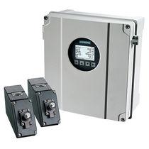 Caudalímetro por ultrasonidos / para líquido / clamp-on