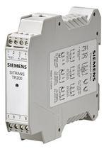 Transmisor de temperatura en riel DIN / termopar / RTD / 4-20 mA
