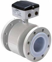 Caudalímetro electromagnético / para agua / de brida