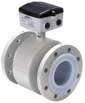 Caudalímetro electromagnético / para productos químicos / de brida / de PTFE