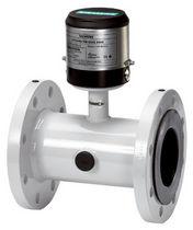 Caudalímetro electromagnético / para agua / inalámbrico / autónomo