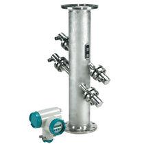 Caudalímetro por ultrasonidos / para líquido / de brida