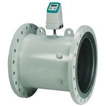Caudalímetro por ultrasonidos / para agua / con batería / en línea