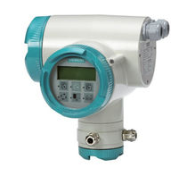 Transmisor de caudal electromagnético / de gas / para líquido