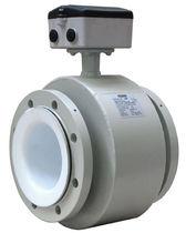 Caudalímetro electromagnético / para sólidos / en línea