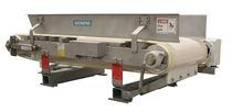 Dosificador de polvo / gravimétrico / de banda / para la industria alimentaria