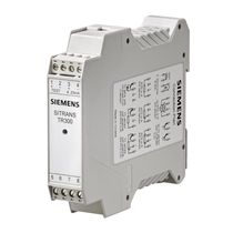 Transmisor de temperatura en riel DIN / termopar / 4-20 mA / HART