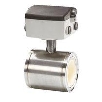 Caudalímetro electromagnético / para aire / de brida / de acero inoxidable