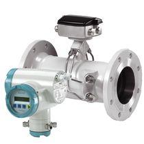 Caudalímetro por ultrasonidos / de ultrasonido de tiempo de tránsito / para líquido / en línea