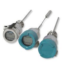 Transmisor de nivel radar / radar de ondas guiadas TDR / para líquido / para sólidos