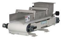 Dosificador de sólidos / gravimétrico / de banda / de pequeña capacidad