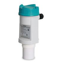 Transmisor de nivel por ultrasonidos / para líquido / 4-20 mA / analógico