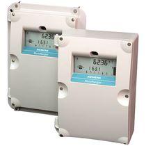 Controlador de nivel por ultrasonido / para sólidos y líquidos / para tolva / para tanque