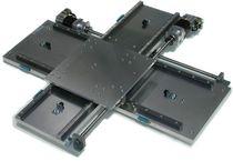 Platina de posicionamiento XY / de 2 ejes