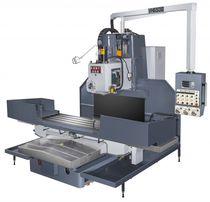 Fresadora CNC / 3 ejes / universal / de banco fijo