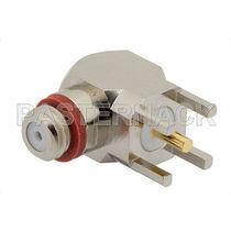 Conector RF / coaxial / USB / de ángulo recto