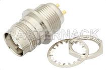 Conector RF / twinaxial / coaxial / rectangular