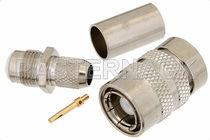 Conector RF / coaxial / SMP / rectangular