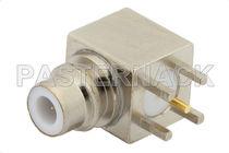 Conector PCB / coaxial / jack / rectangular