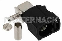 Conector para tarjeta electrónica / coaxial / jack / cilíndrico