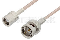 Ensamblaje de cables BNC / SMB / flexible