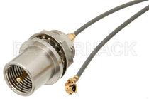 Ensamblaje de cable RF / de coaxial