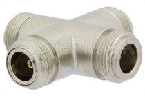 Adaptador para cable coaxial / N