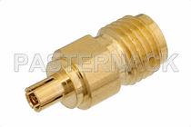 Adaptador hidráulico / para cable coaxial
