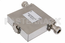Aislador RF / de corriente