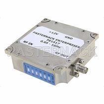 Amplificador RF / Bloqueado CC / de banda ancha