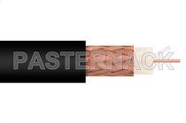 Cable óptico de datos / RF / coaxial / resistente a los productos químicos