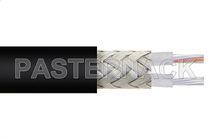 Cable óptico RF / aislado / de cobre / twinaxial