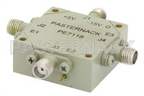 Interruptor unipolar / electromecánico / RF