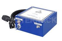 Amplificador de instrumentación / de banda ancha / de alta ganancia