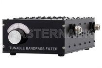 Filtro electrónico sintonizables / paso banda / activo