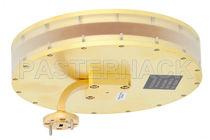 Antena de bocina / para guía de ondas