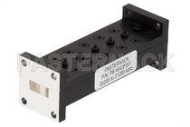 Filtro electrónico paso banda / pasivo / para guía de ondas / RF