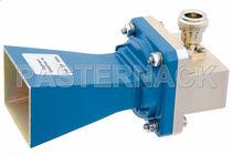 Antena de bocina / con adaptador / para guía de ondas